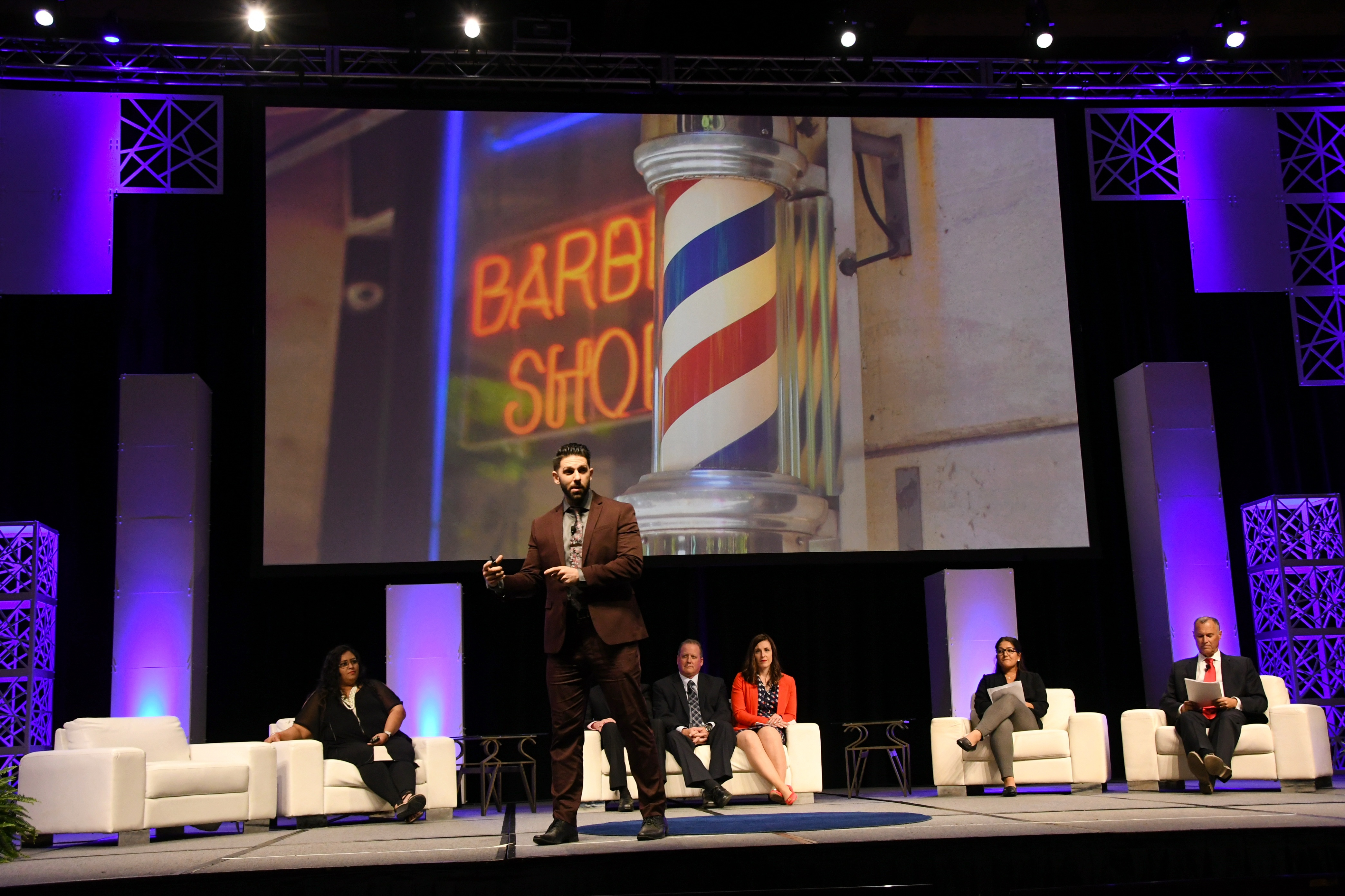 Dental Lessons from the Barber's Chair