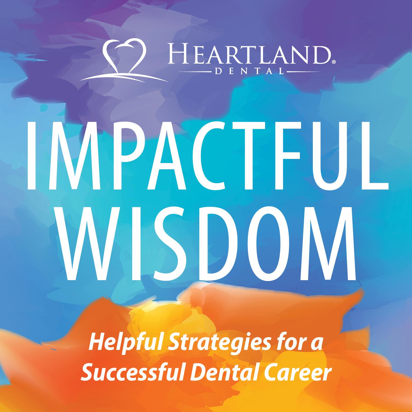 Impactful Wisdom podcast logo