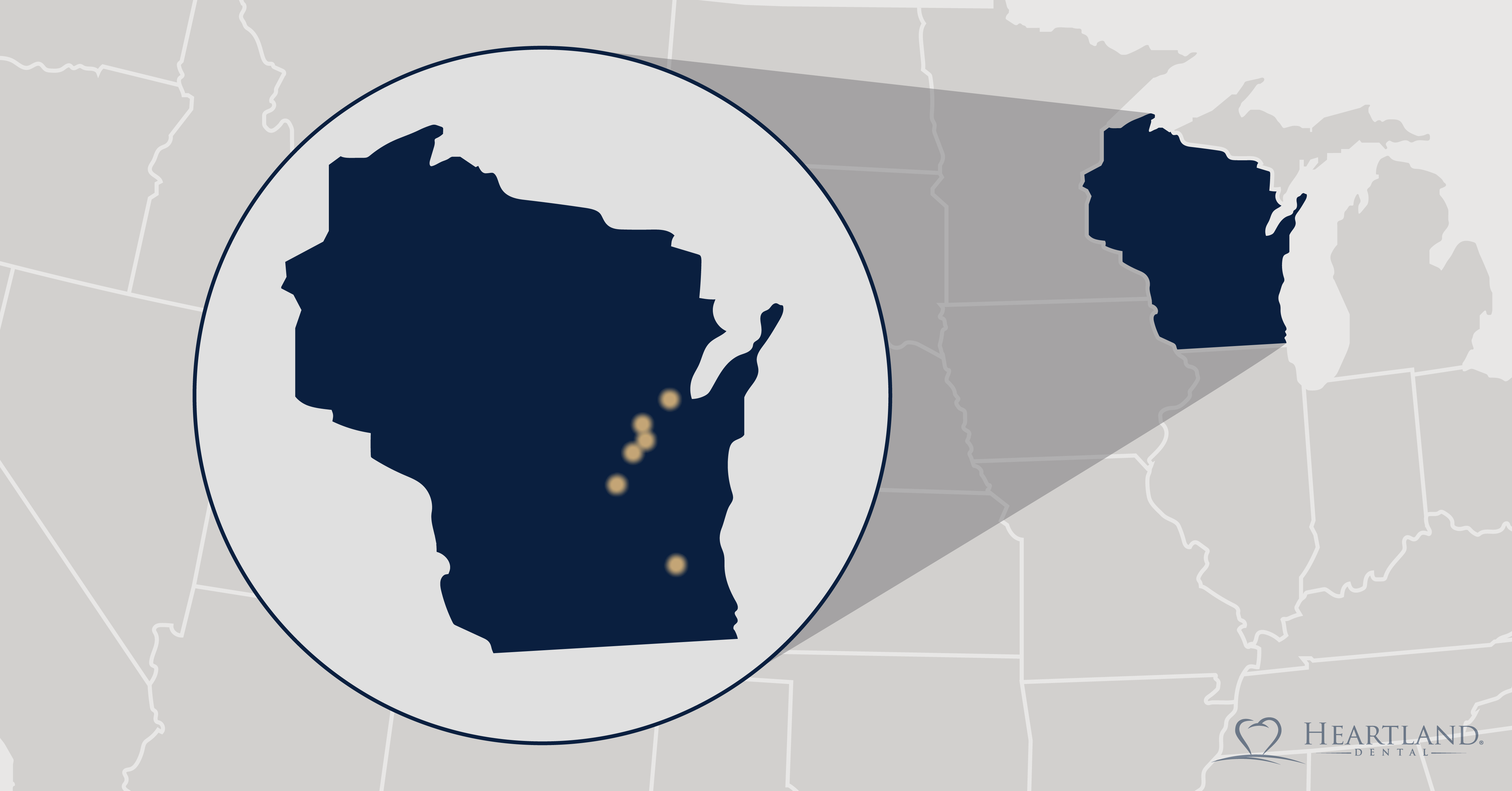 Welcome to the Heartland Dental Family, RLJ Dental of Wisconsin